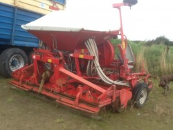 Seed Drill One Pass