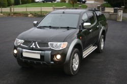 MITSUBISHI L200 ANIMAL 115,000 genuine miles
