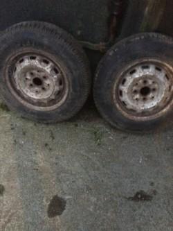 115/13 Opel Wheels