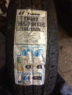 155/70 R12 Tyre