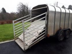 Hudson trailer