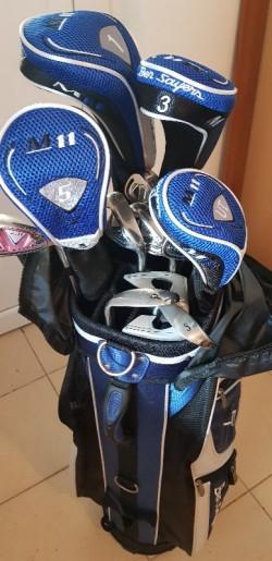 Ben Sayers M11 Blue Full set of Mens Golf Clubs