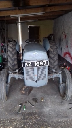 Tvo tractor for sale
