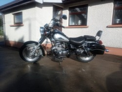 125 cruiser for sale