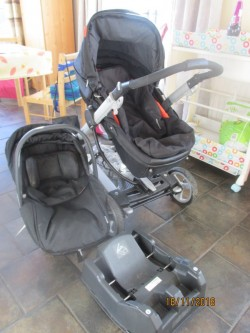 mamas and papas pushchair