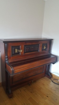 Piano for Sale:  Range and Co. London