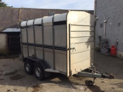 Cattle/sheep trailer wanted