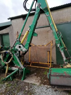 Spearhead hedge cutter 650 excel