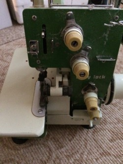 Babylock domestic 4 thread overlocker