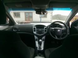 2011 Holden Cruze (Vauxhall)