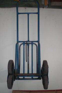 vintage truck barrow