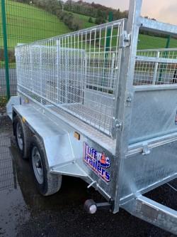 New 8x4 mesh galvanised