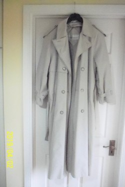Trench Coat by Four Seasons