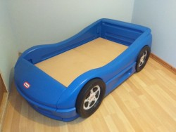 Little Tikes Racer Car Bed/Rally Car