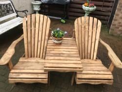 Jack&jill garden summer seat