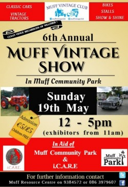 6th Annual Muff Vintage Show
