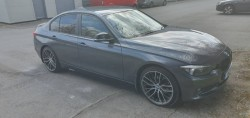 2013 BMW 320D Efficient Dynamics with (M-Sport Body Kit)