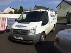 Ford transit t280 fwd