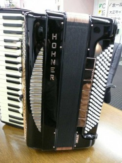 Hohner Gola 414 Accordion 1964-----6000Euro