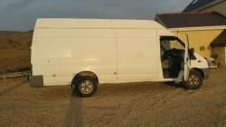 Ford Transit Jumbo Van