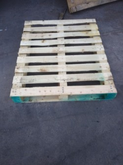 Wanted standard pallets