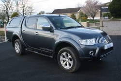 MITSUBISHI L200 WARRIOR 2010 **NO VAT**