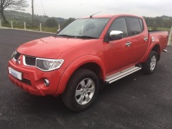 MITSUBISHI L200 ANIMAL 2010 *NO VAT*