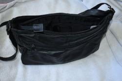 Dunnes Black Handbag