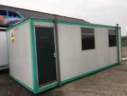 22FT BY 10FT PORTACABIN FOR SALE