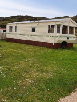 Beautiful caravan for sale off site