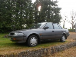 1989 Toyota Carina Mk2