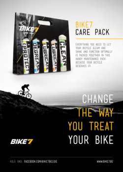 BICYCLE CLEAN & PROTECT