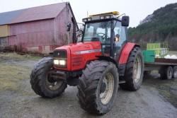 Massey Ferguson 629 tractor