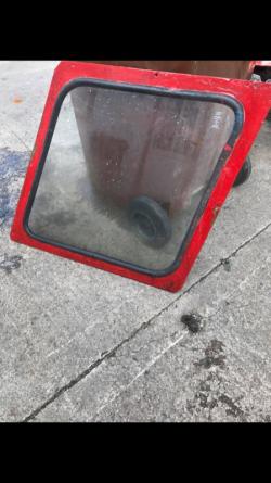 Window for Massey cab