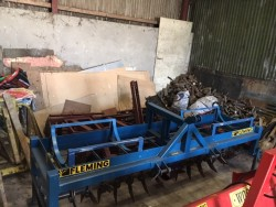 Land Spiker Aerator for Sale.  Great condition.  Good price