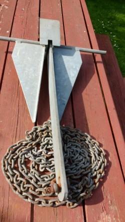 Anchor & chain