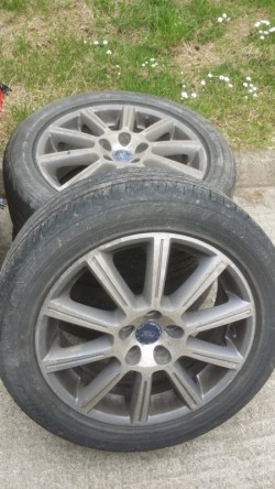 Set of R14 tires