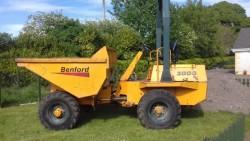 Benford 3 tonne Dumper .