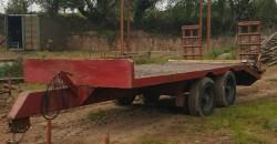 Low loader for sale