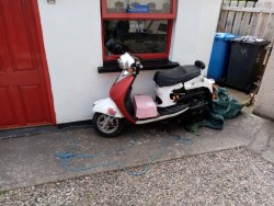 Sachs Bee 125cc moped automatic for sale