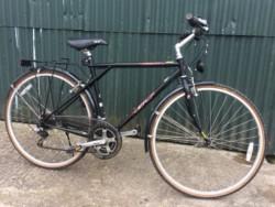 Legacy gt hybrid bike