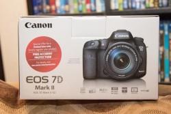 7D Mark II / Canon 6D / Canon 70D