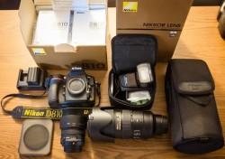 Nikon D810 / NIKON D800 / NIKON D700