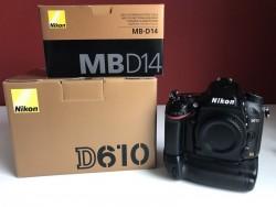 Leica M M9 18.0MP Digital Camera /Nikon D610