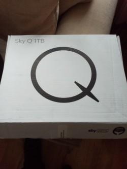Sky Q box 1TB for sale