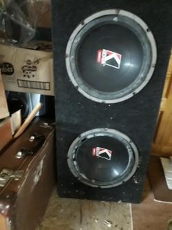 sub speaker for sale