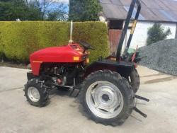 Siromer 204s compact tractor mini tractor
