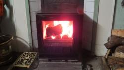multi-fuel stove