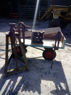 Blacksmith vices
