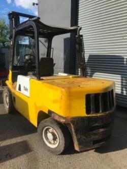 Yale 5 ton diesel forklift for sale